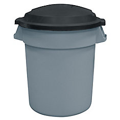 Roughneck 77 L Trash Can