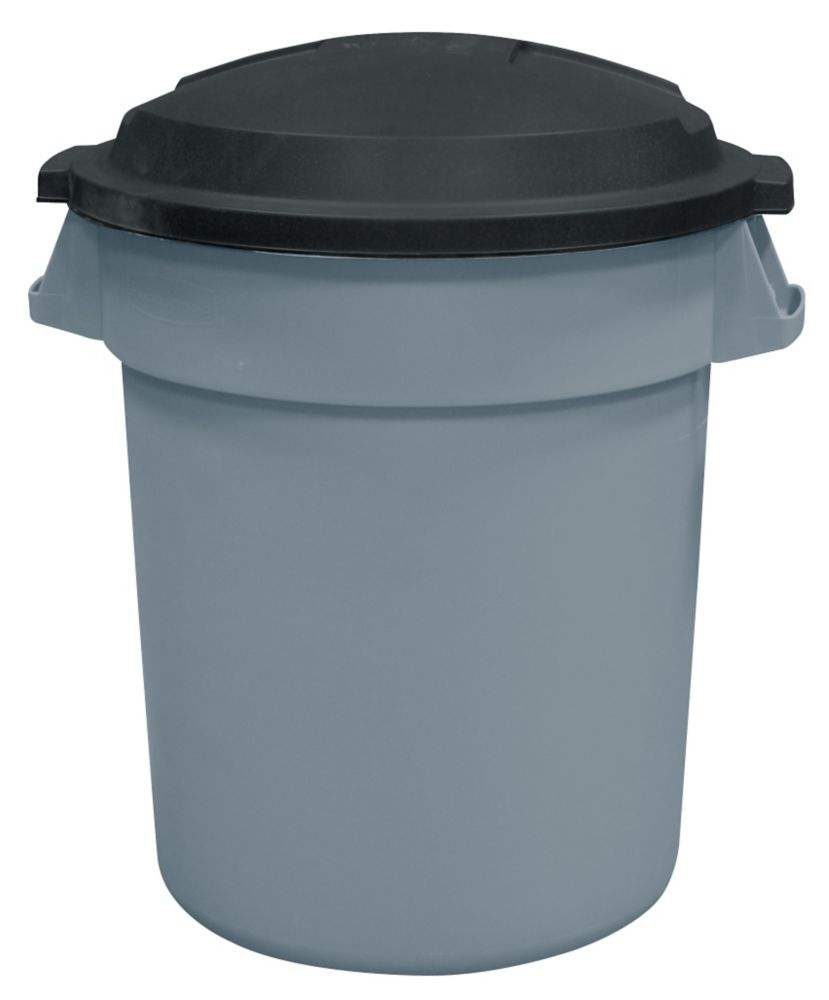 Roughneck Trash Can, 77l (20 Gal)