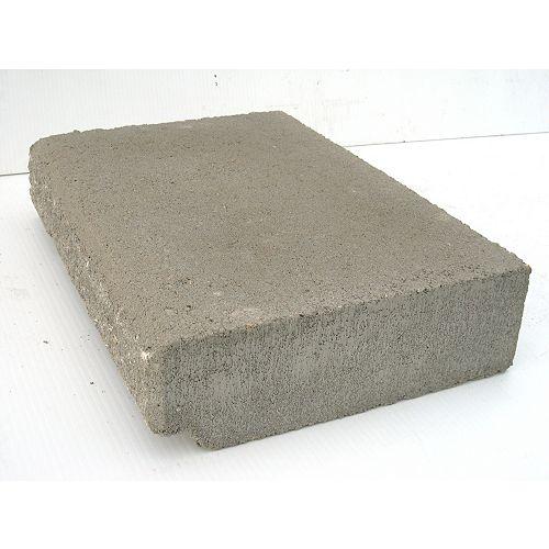 Allan Block (Ab) Jumbo 18-inch Wall Cap
