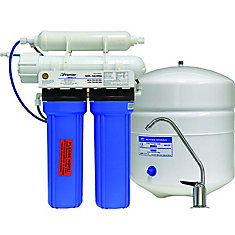 Système d'osmose inversé 4 étapes