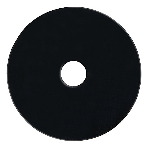 """3/8 Rubber Washer 2""""Od 1/16 Thick"""