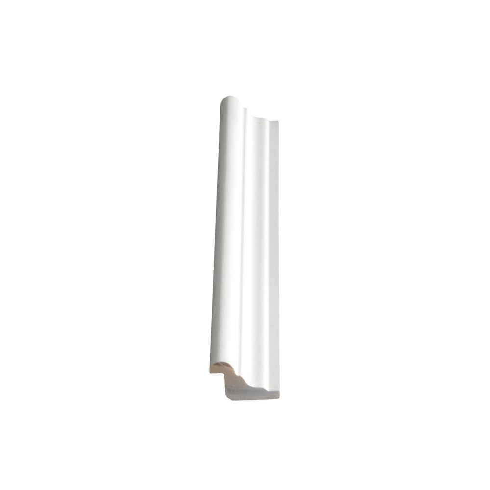 Primed Finger Jointed Pine Panel Moulding 3/4 In. x 1-1/8 In. (Price per linear foot)