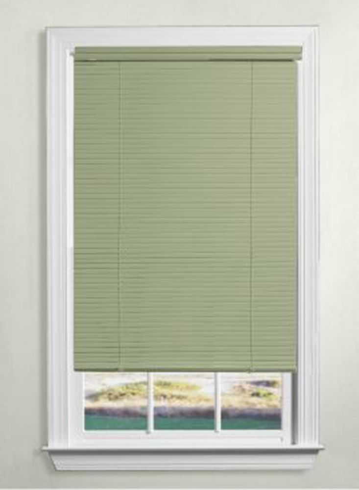 Metal Blinds Horizontal Monaco 1 In.