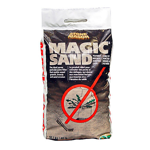 Magic Sand, Sable A Jointoyer