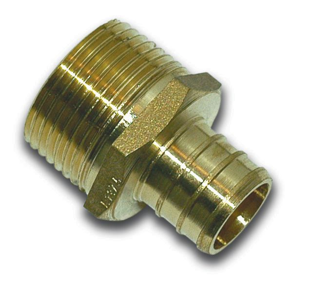 3/4 Inch Barb X 3/4 Inch Male Pipe Thread Adapter