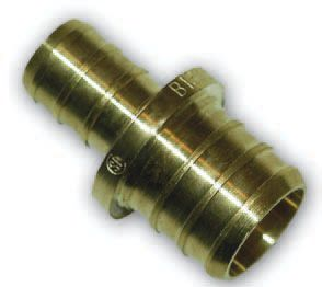 3/4 Inch X 1/2 Inch Barb Coupling