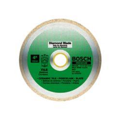 Bosch 4 inch Continuous Diamond Blade