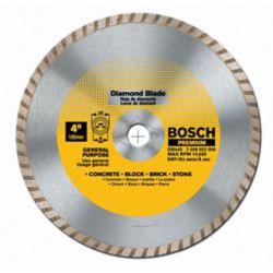 Bosch 4 inch Turbo Diamond Blade