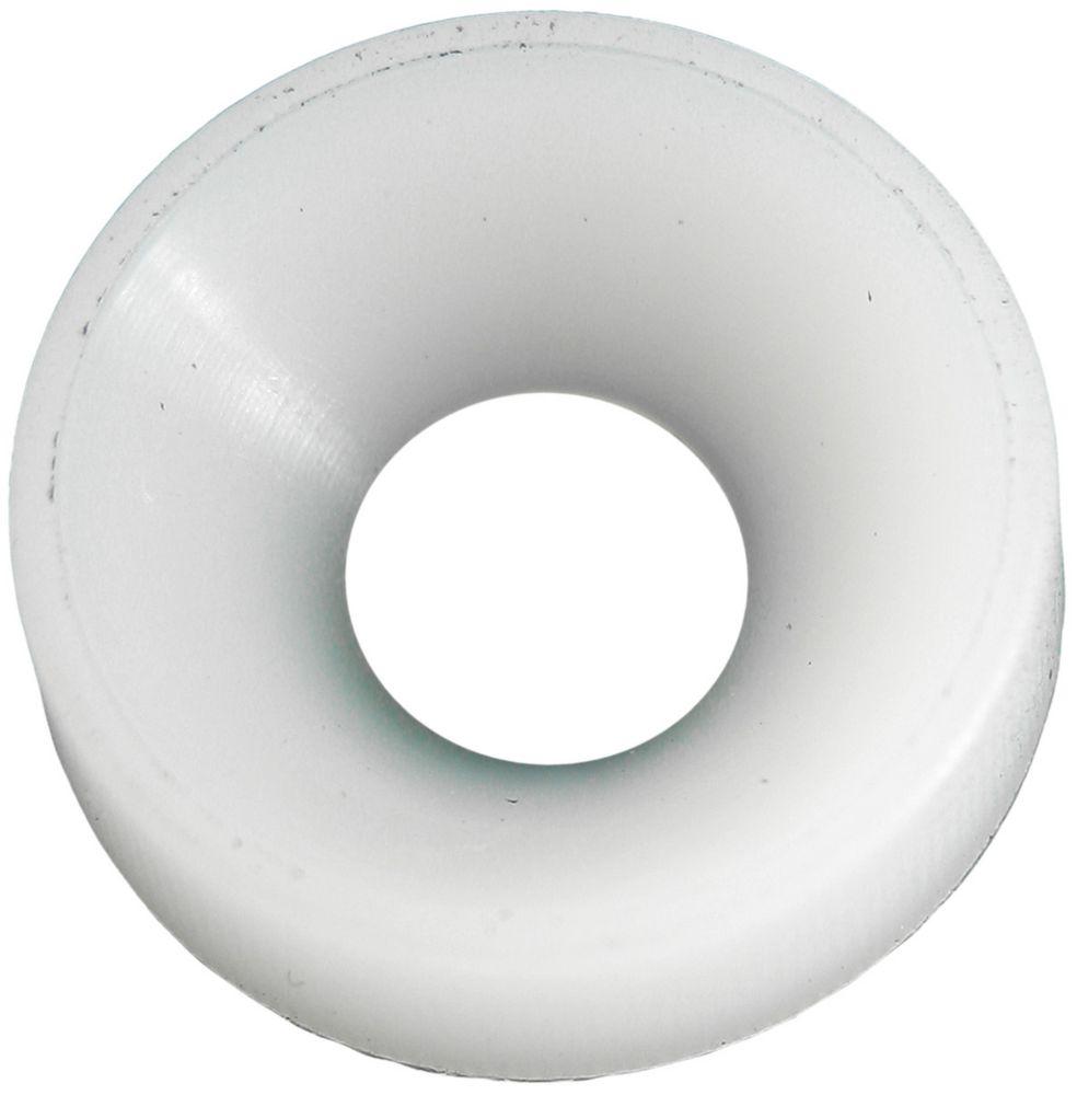 #8 rondelles finissant nylon