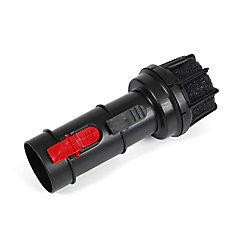Silencieux/diffuseur dair pour aspirateurs secs/humides