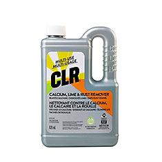 Décapant pour calcium, calcaire et rouille, 828 mL