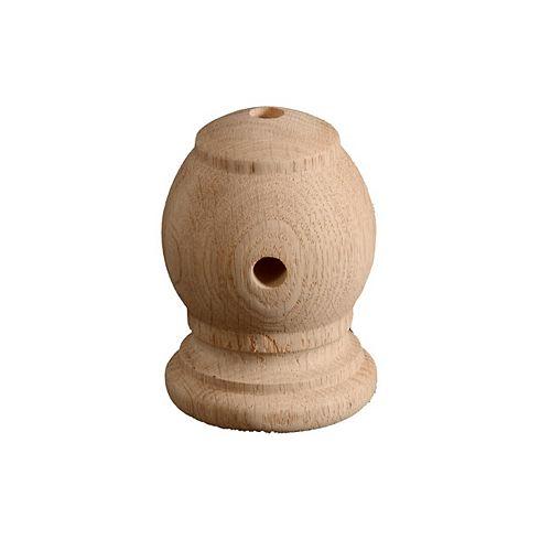 Alexandria Moulding Oak Handrail Bracket Kit