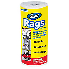 Rags-On-A-Roll, 55 feuilles