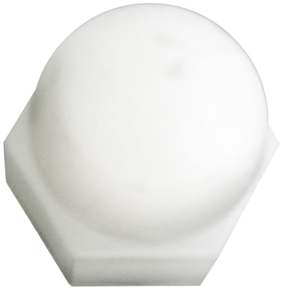 10-32 Nylon Acorn Nut