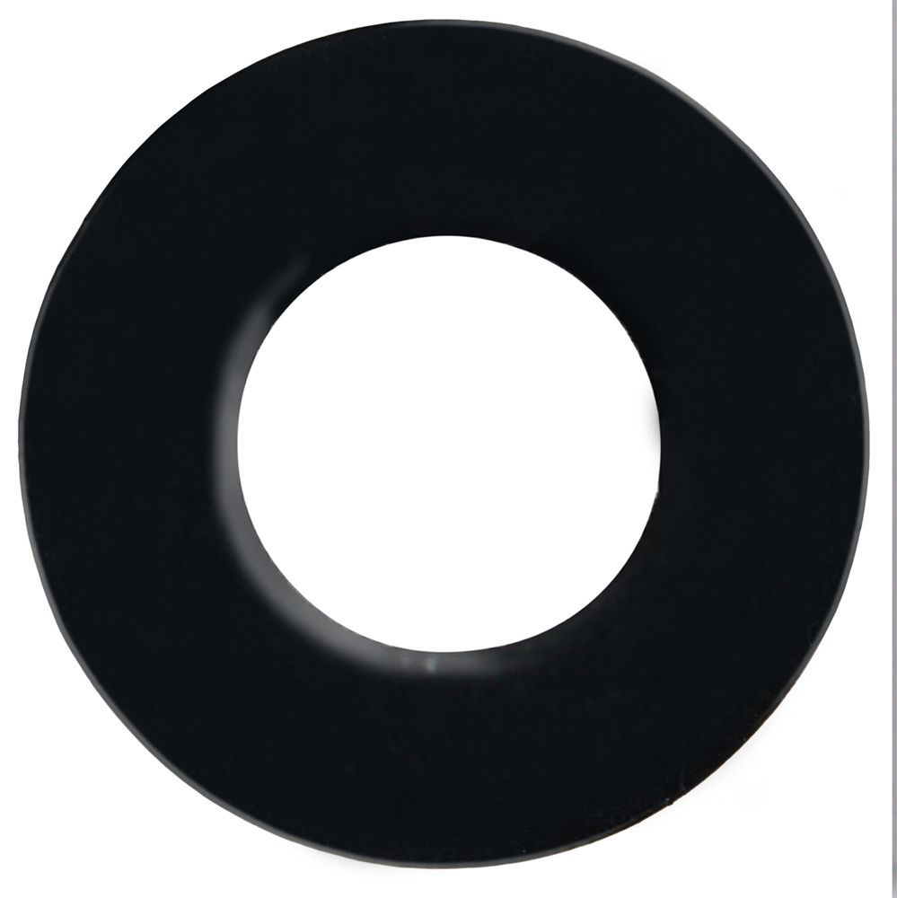 1/4 Rubber Washer 3/8Od 1/16Thk