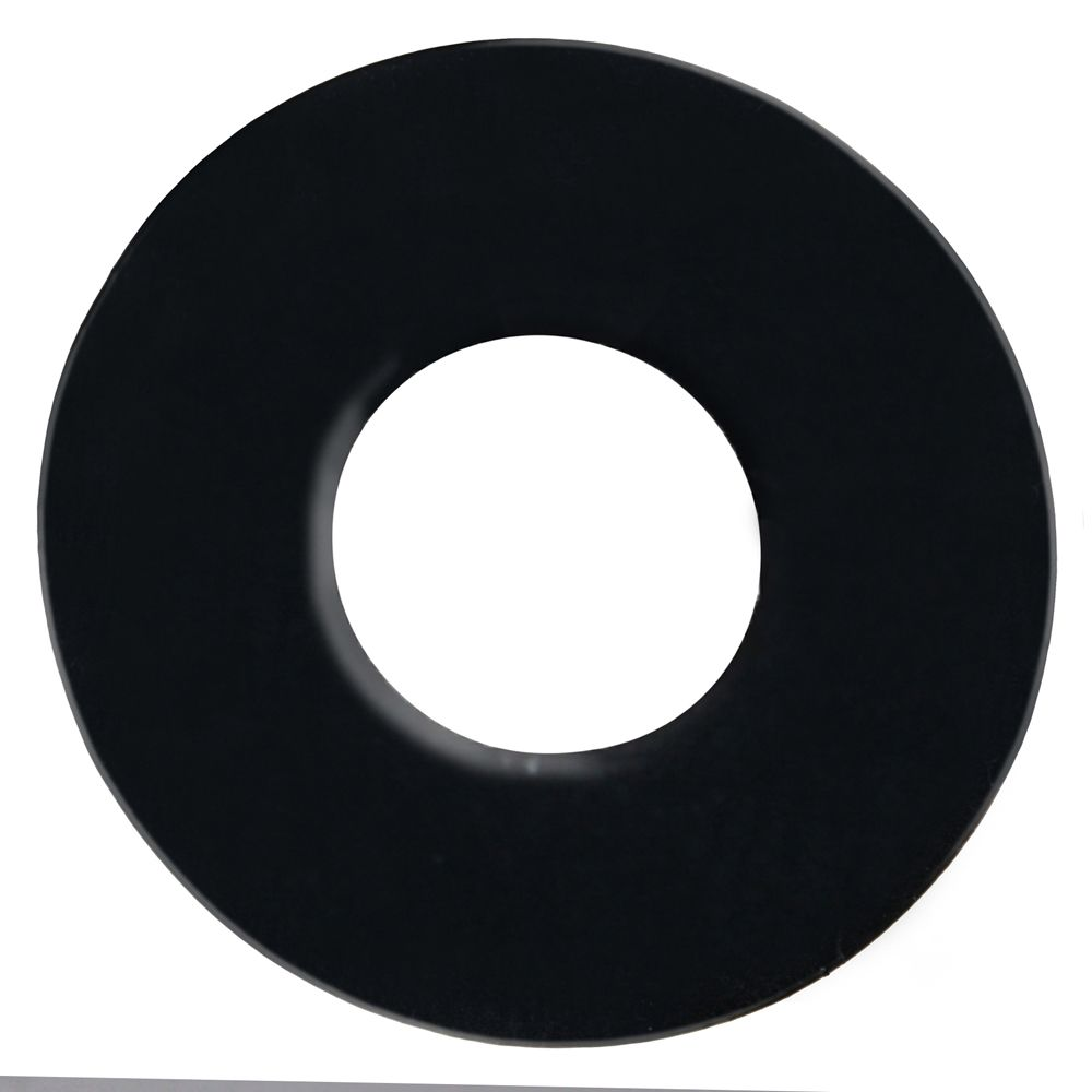 3/8 Rubber Washer 7/8Od 1/16Thk