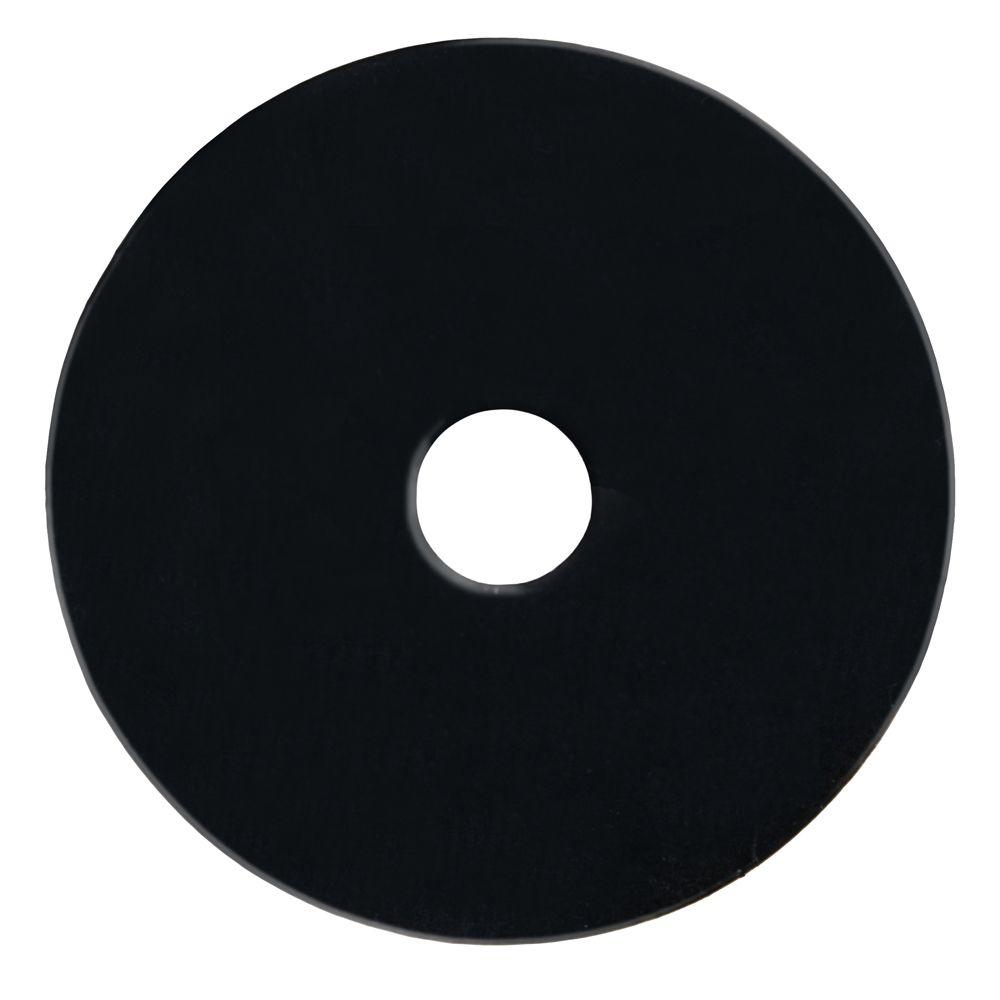1/4 Rubber Wshr 1-1/4Od 1/16Thk