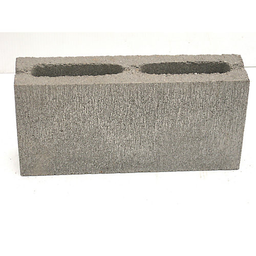 Standard Masonary Block with Breaker
