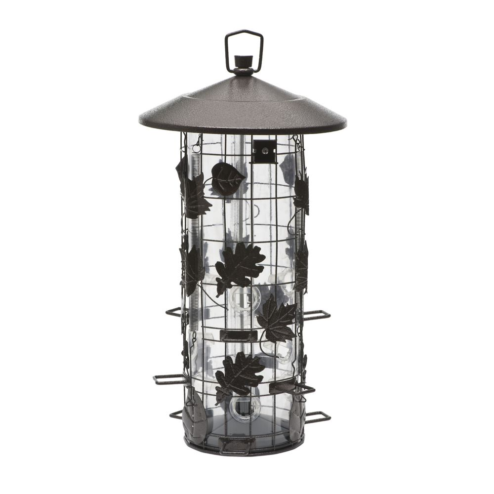 Mangoire Perky-Pet Squirrel-Be-Gone Wild Bird Feeder III