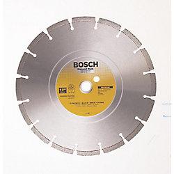 Bosch LAME ABRASIVE À DIAMANT BOSCH À SEGMENT 12 PO