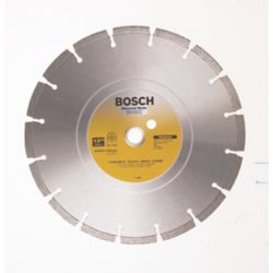 Bosch 12 In. Segmented Diamond Blade