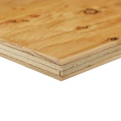 Cutler Group Spruce Panel 1/2 Inches X 24 Inches X 48 Inches