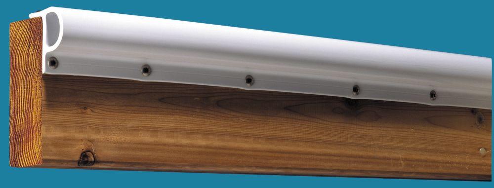 Dock Bumper, Small P Profile, 16 Foot Roll