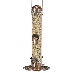 Perky-Pet 2-in-1 Wild Bird Feeder