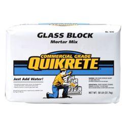 Quikrete Glass Block Mortar 22.7kg