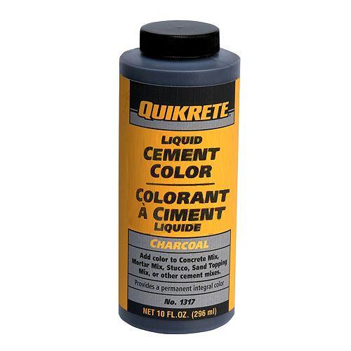Quikrete Liquid Cement Color - Charcoal 296ml