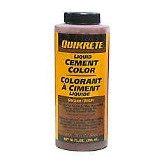 Liquid Cement Color - Brown 296ml