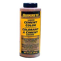 Liquid Cement Color - Buff 296ml