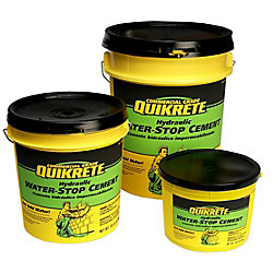 Quikrete Hydraulic Water Stop Cement 9kg