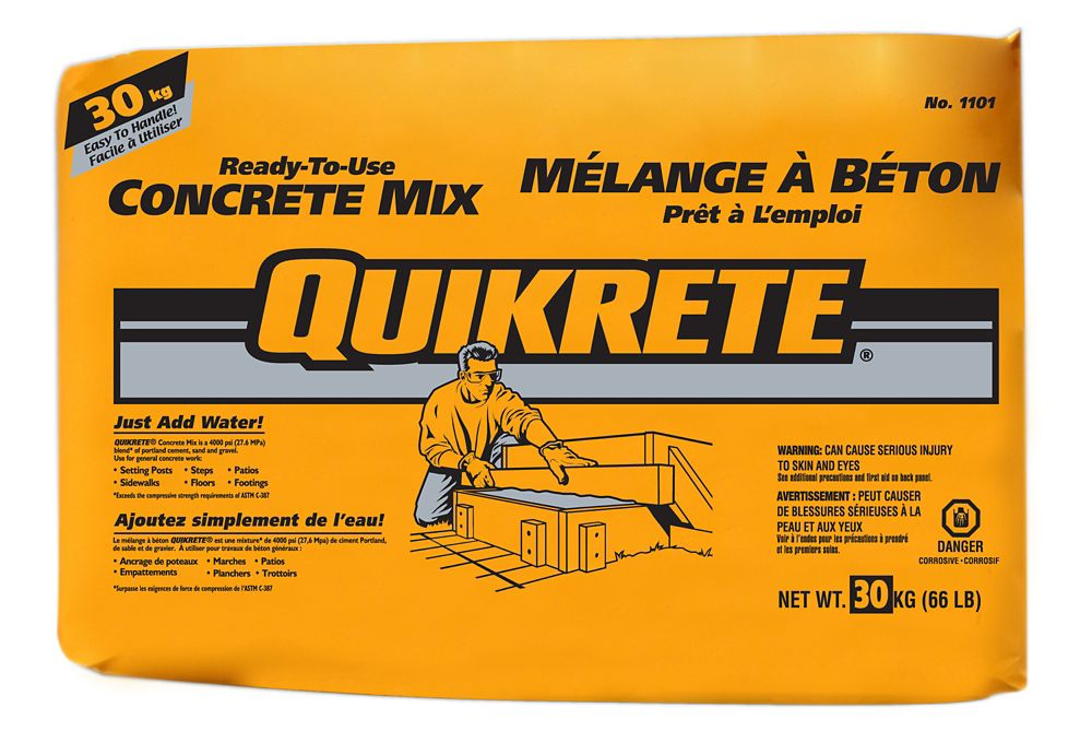 Sika Fire Rated Mortar Mix : Concrete cement mortar mix the home depot canada