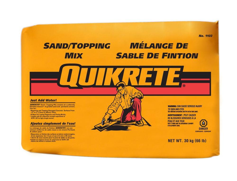 Mélange de sable 30kg