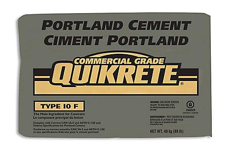 Quikrete Portland Cement 40kg The Home Depot Canada