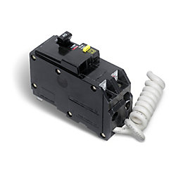 Schneider Electric - Square D Double Pole 40 Amp QO GFI Circuit Breaker