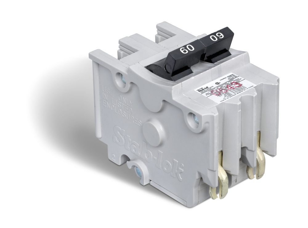 100a 6 Spaces 12 Circuit Homeline Sub Panel Rona