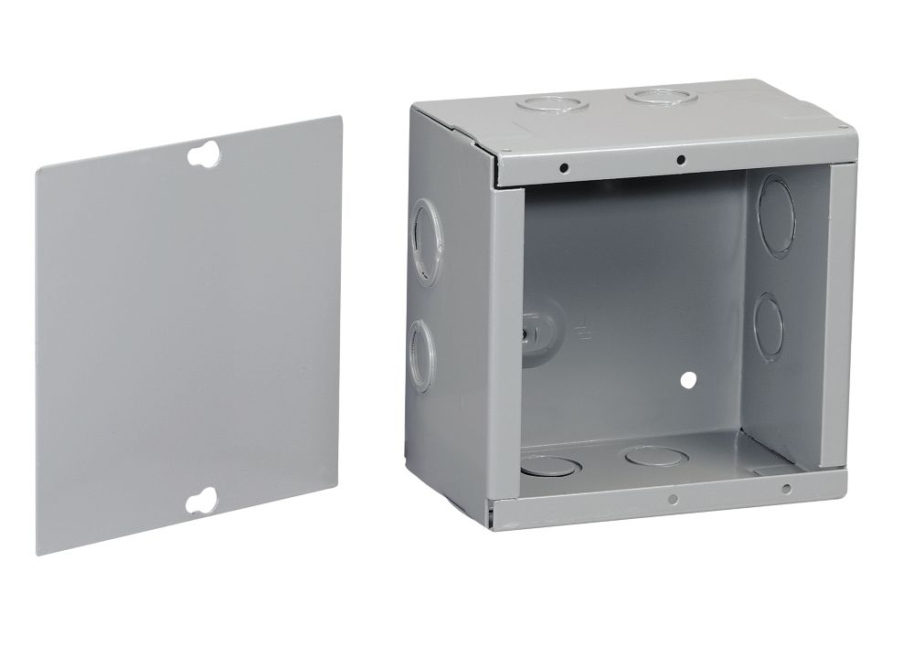 "Type  ""D"" Enclosure 6 In. x 6 In. x 4 In."
