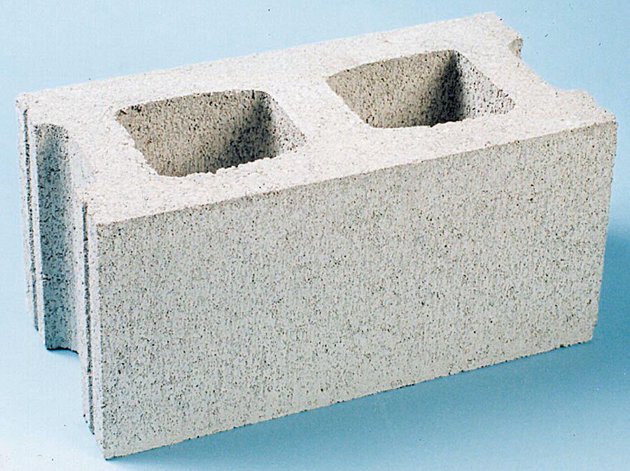 Decor Precast 16 inch x 8 inch x 10 inch Concrete Block The Home
