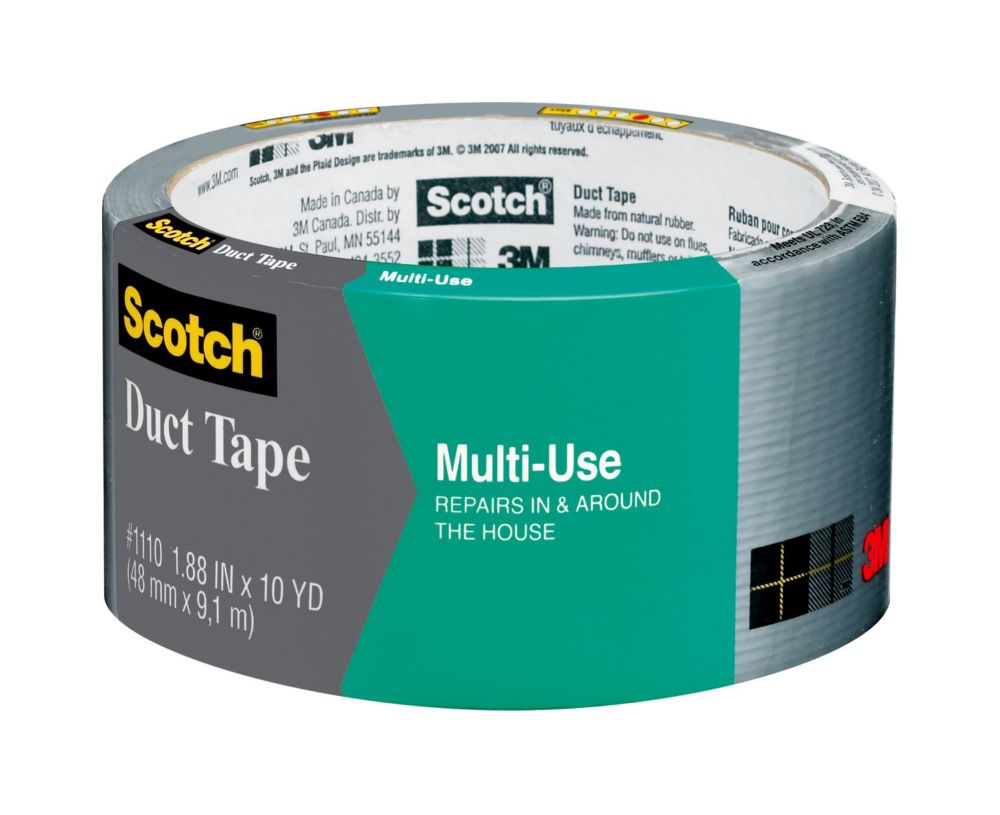 3M Scotch 129 Home & Shop Duct Tape