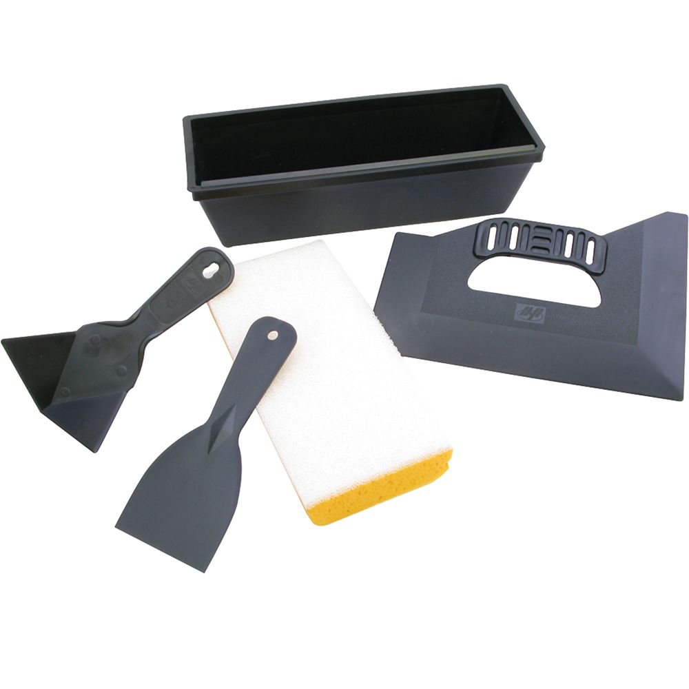 Drywall Kit W/Sponge