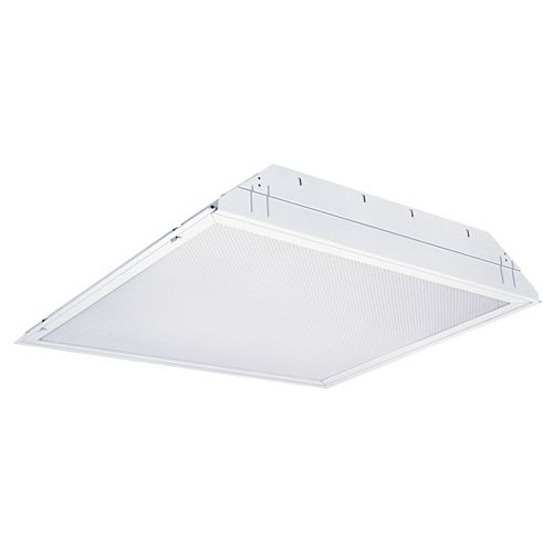 Lithonia Lighting 2 ft.x2 ft. Lay In Troffer