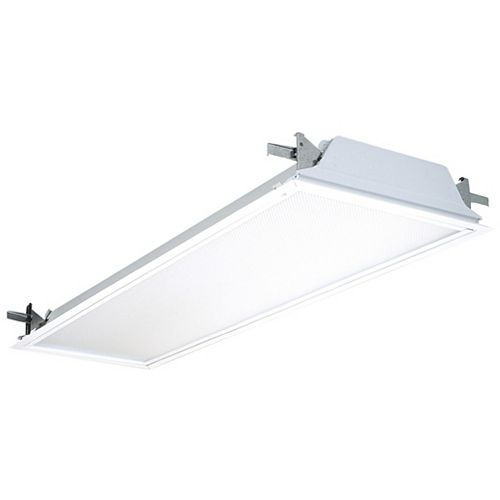 Lithonia Lighting 1 ft.x4 ft. Flanged Troffer