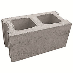 Concrete Blocks & Bricks | The Home Depot Canada