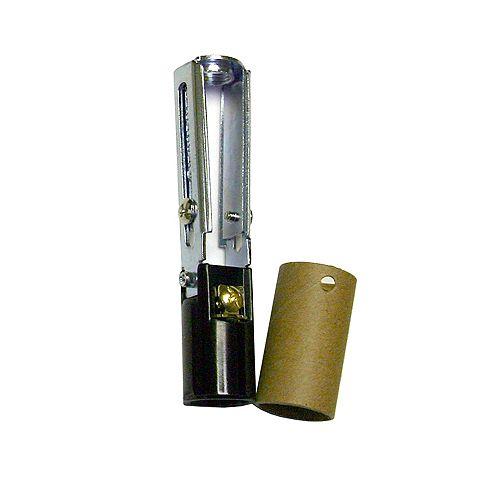Atron Adjustable Candelabra Socket