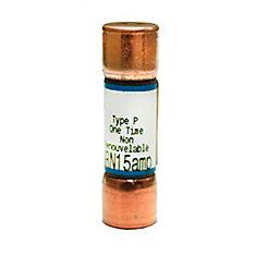 15 Amp MP NRN Cartridge Fuse