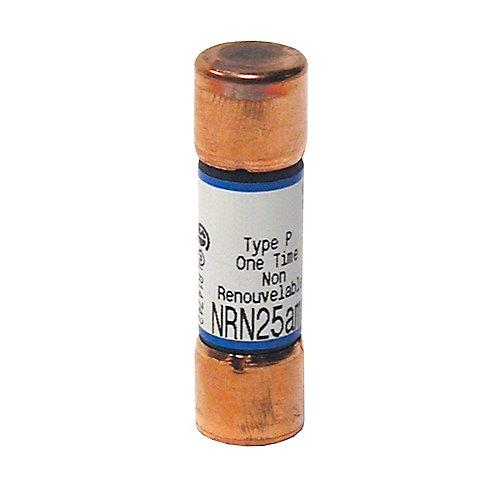 25 Amp MP NRN Cartridge Fuse
