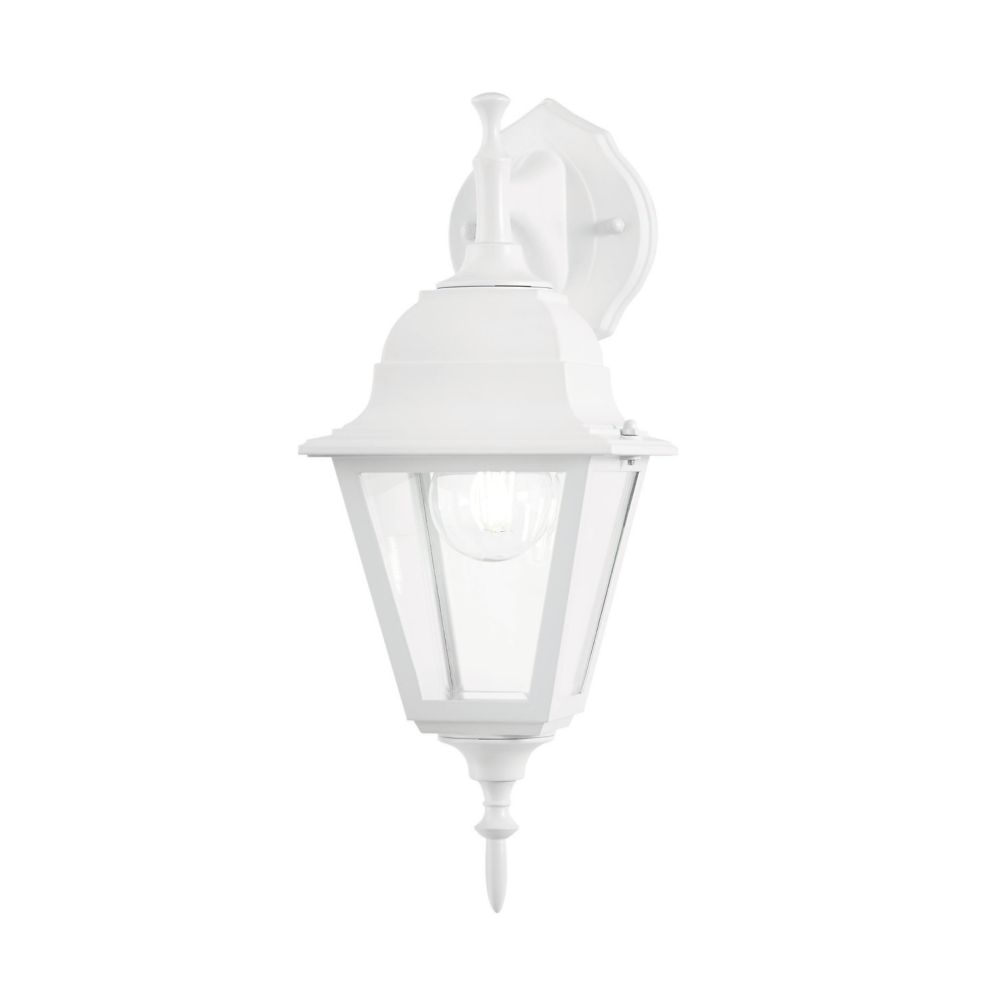 Reversible Outdoor Lantern 001-3320WH Canada Discount