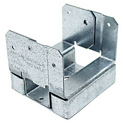 Simpson Strong-Tie Base de poteau réglable 4x4 (ZMAX)
